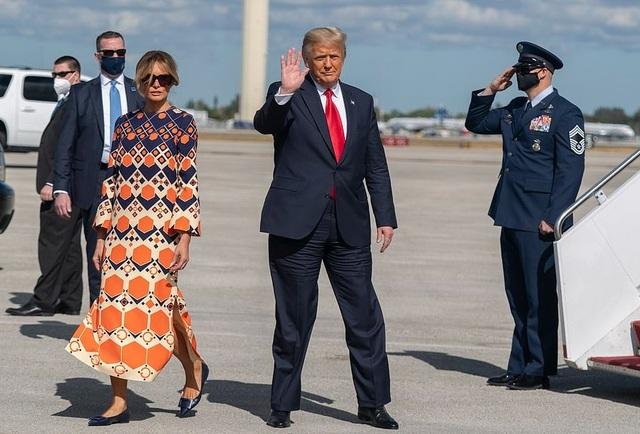 Sự đối lập giữa bà Jill Biden và Melania Trump - 3