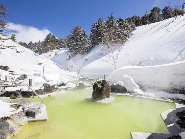 Tắm onsen và trượt tuyết tại ngôi làng gần với những vì sao - 6