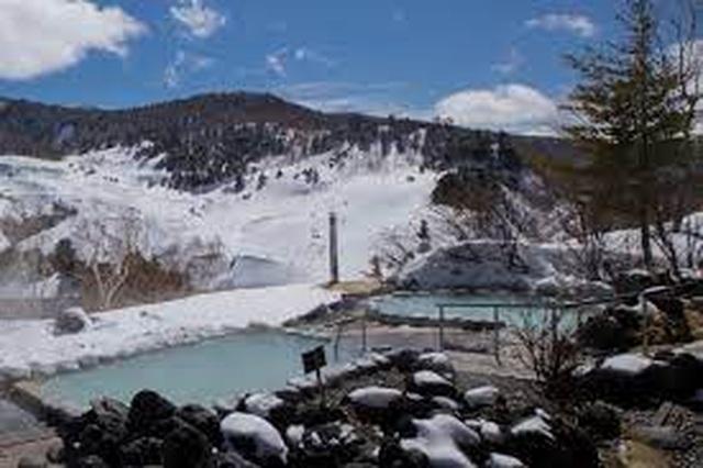 Tắm onsen và trượt tuyết tại ngôi làng gần với những vì sao - 7