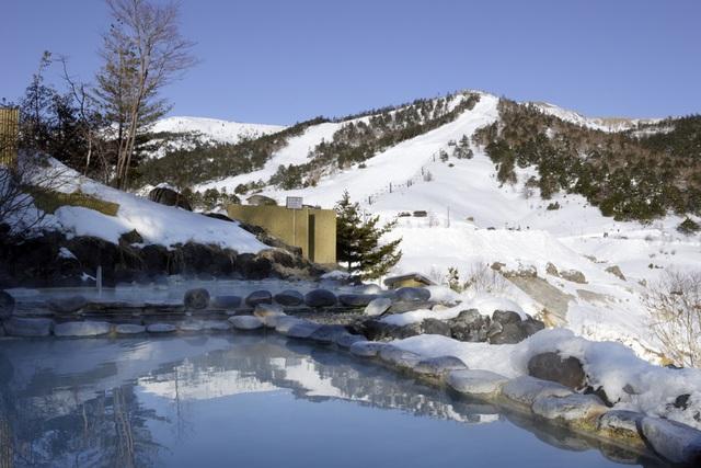 Tắm onsen và trượt tuyết tại ngôi làng gần với những vì sao - 9