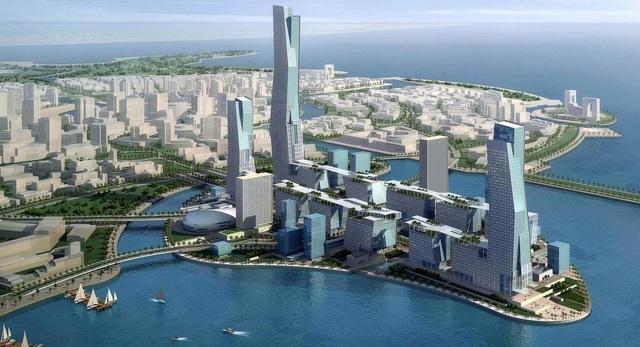 Ảrập Saudi phát triển thành phố không có ô tô - 1