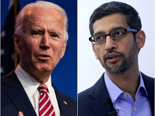 Các ông trùm công nghệ chào đón tân tổng thống Mỹ Joe Biden như thế nào? - 2