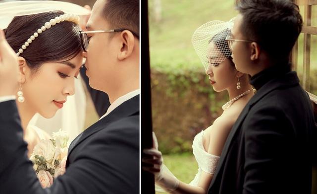 Á hậu Thúy An ngọt ngào khóa môi chồng tại Đà Lạt - 10