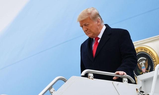 Tranh cãi về thẩm quyền xét xử luận tội cựu Tổng thống Trump tại Thượng viện - 1