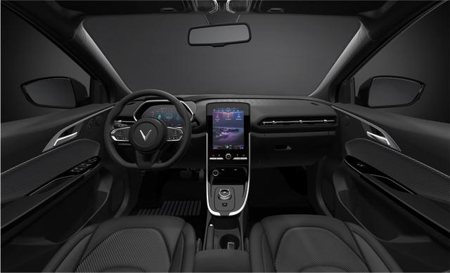 VinFast ra mắt 3 dòng ô tô điện tự lái - khẳng định tầm nhìn trở thành hãng xe điện thông minh toàn cầu - 4