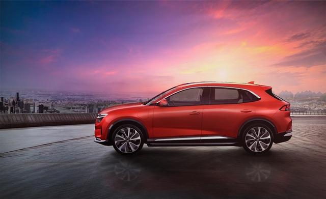 VinFast ra mắt 3 dòng ô tô điện tự lái - khẳng định tầm nhìn trở thành hãng xe điện thông minh toàn cầu - 6
