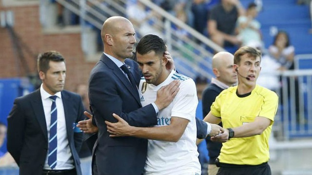 Hàng loạt ngôi sao trẻ tắt lịm dưới tay của HLV Zidane - 4