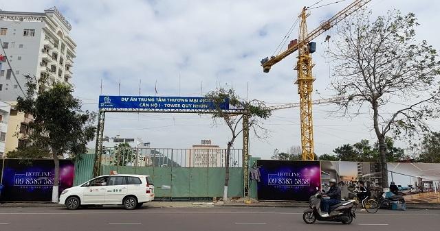 Sở Xây dựng Bình Định cảnh báo khi mua căn hộ dự án I-Tower Quy Nhơn - 1