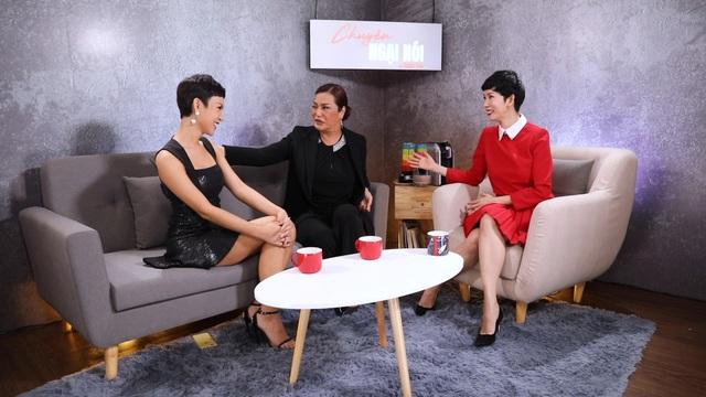 Xuân Lan: Cindy Thái Tài, Cadie Huỳnh Anh còn nữ tính hơn tôi - 2