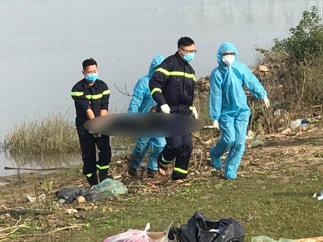 Tìm thấy thi thể người phụ nữ nhảy cầu Bến Thủy tự tử sau 5 ngày - 3