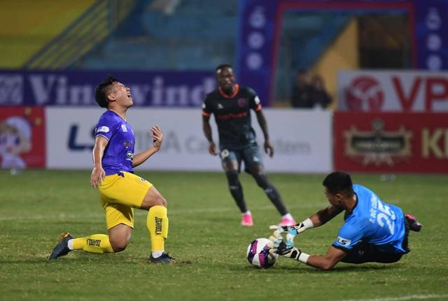 CLB Hà Nội thua đau Bình Dương trên sân nhà - 7