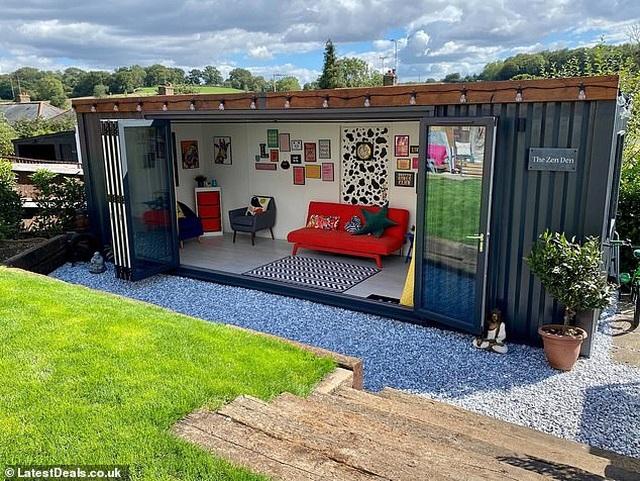 Tự tạo nhà vườn tuyệt hảo giúp nâng cao chất lượng sống - 1