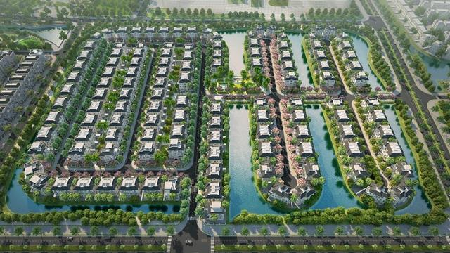 Biệt thự sinh thái trong lòng thành phố hấp dẫn giới thượng lưu xứ Thanh - 3