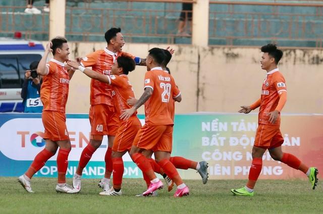 HLV Bình Định: Sài Gòn FC thua vì không sử dụng Matsui - 2