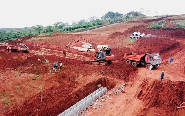 Điều tra nhiều dự án bất động sản ở Lâm Đồng - 1