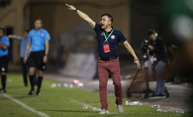 HLV Bình Định: Sài Gòn FC thua vì không sử dụng Matsui - 1
