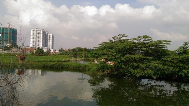 Hưng Phú Invest khởi động gói thầu xây dựng đầu tiên dự án chung cư cao tầng C1, C2 - 1