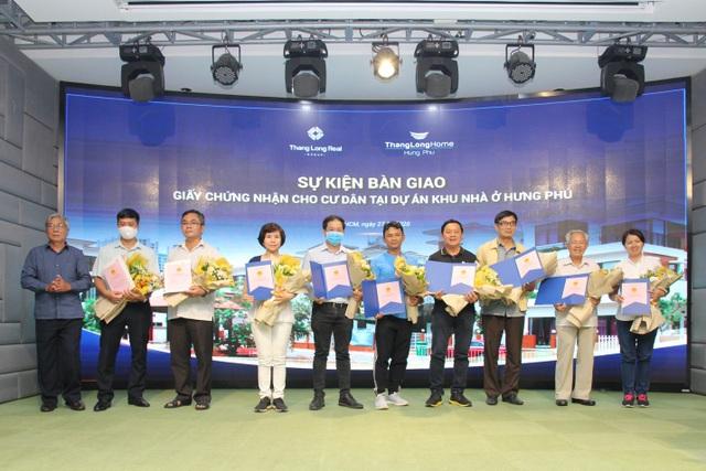 Hưng Phú Invest khởi động gói thầu xây dựng đầu tiên dự án chung cư cao tầng C1, C2 - 3
