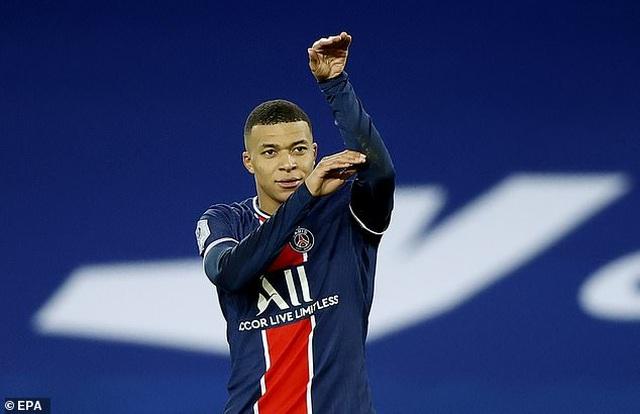 Neymar và Mbappe cùng tỏa sáng, PSG giữ vững ngôi đầu bảng Ligue 1 - 2