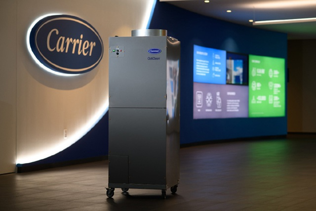 Carrier và hành trình 119 năm cải thiện chất lượng không khí - 2