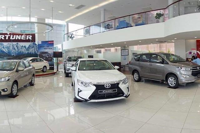 Hơn 13.000 xe Toyota và Lexus tại Việt Nam cần triệu hồi vì lỗi bơm xăng - 1