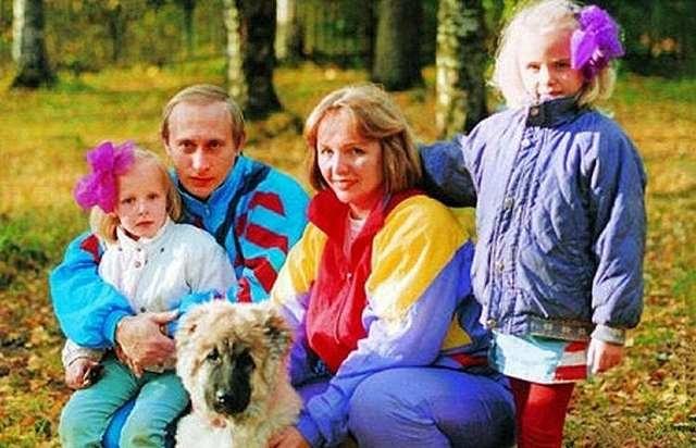Vợ chồng Tổng thống Nga Putin nuôi dạy hai con gái thế nào? - 2