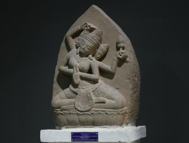 Mục sở thị nơi trưng bày những bảo vật quốc gia hàng trăm năm tuổi - 1
