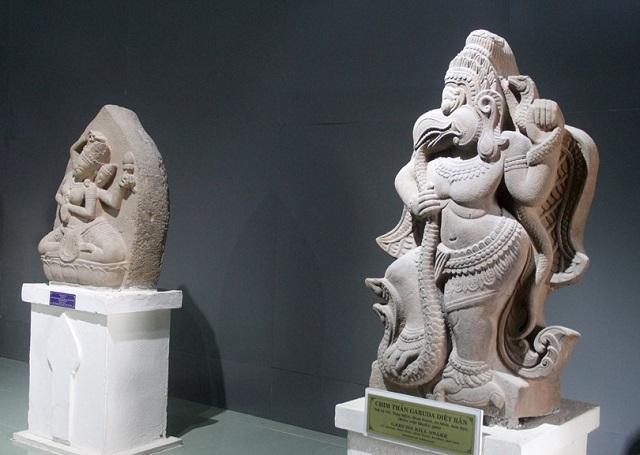 Mục sở thị nơi trưng bày những bảo vật quốc gia hàng trăm năm tuổi - 9