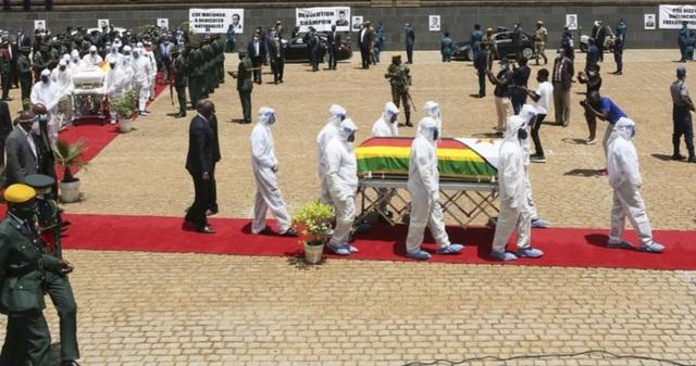 4 bộ trưởng nội các Zimbabwe chết vì Covid-19 - 1