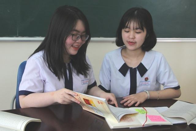 Nể phục đôi bạn thân giành giải Nhất, Nhì Học sinh giỏi quốc gia - 2