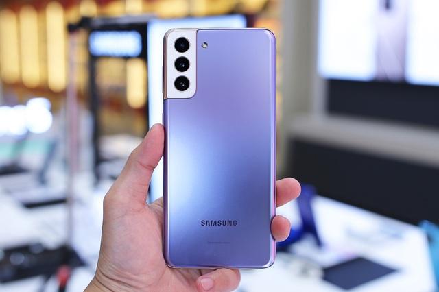 Galaxy S21 đồng loạt giảm giá ngay sau khi mở bán tại Việt Nam - 2