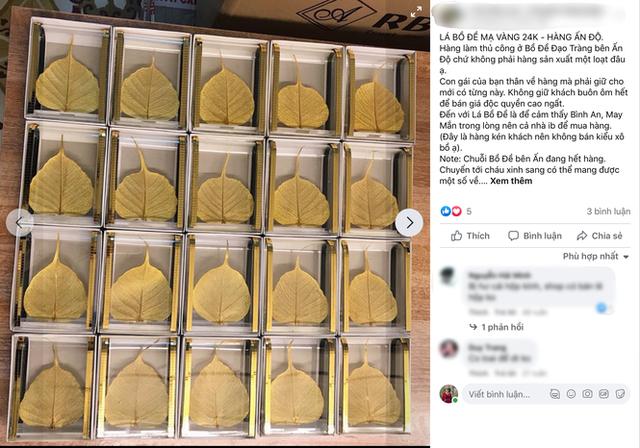 Săn quà mạ vàng: Cẩn thận mua vàng giả bằng tiền thật - 2