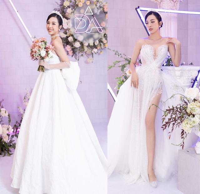 Trần Tiểu Vy khóc, Đỗ Mỹ Linh làm MC cho đám cưới Thúy An - 5