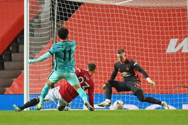 Những khoảnh khắc Man Utd vượt qua Liverpool ở Old Trafford - 15