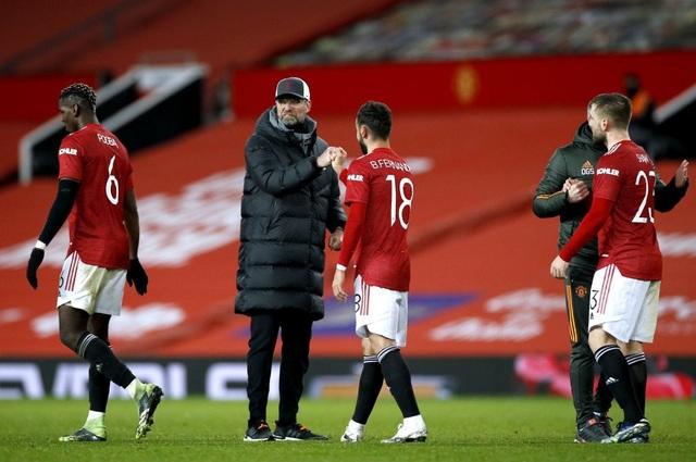 Những khoảnh khắc Man Utd vượt qua Liverpool ở Old Trafford - 23