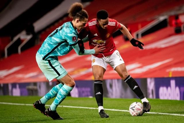 Những khoảnh khắc Man Utd vượt qua Liverpool ở Old Trafford - 21