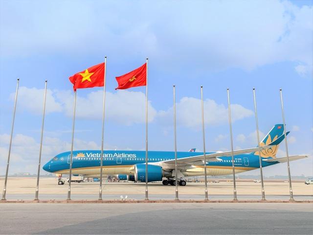 90 chuyến bay chở đại biểu về Hà Nội dự Đại hội Đảng toàn quốc - 1
