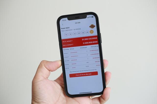 Vietlott bắt trend công nghệ mới với kênh SMS - 1