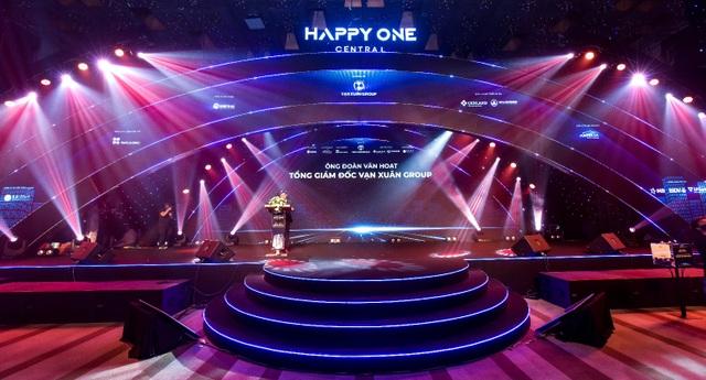 Vạn Xuân Group tổ chức thành công lễ công bố dự án HAPPY ONE - Central - 1