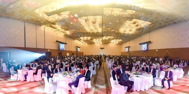 Vạn Xuân Group tổ chức thành công lễ công bố dự án HAPPY ONE - Central - 2