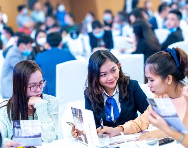Vạn Xuân Group tổ chức thành công lễ công bố dự án HAPPY ONE - Central - 3