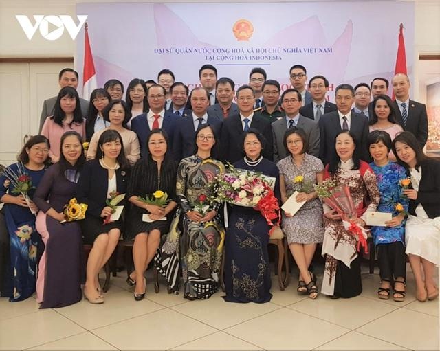 Người Việt tại Indonesia: Đại hội XIII nâng cao vị thế Việt Nam trên trường quốc tế - 1
