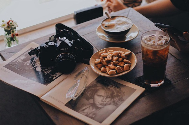Độc đáo cà phê thuốc Bắc, thực khách muốn thưởng thức phải dùng bát - 3
