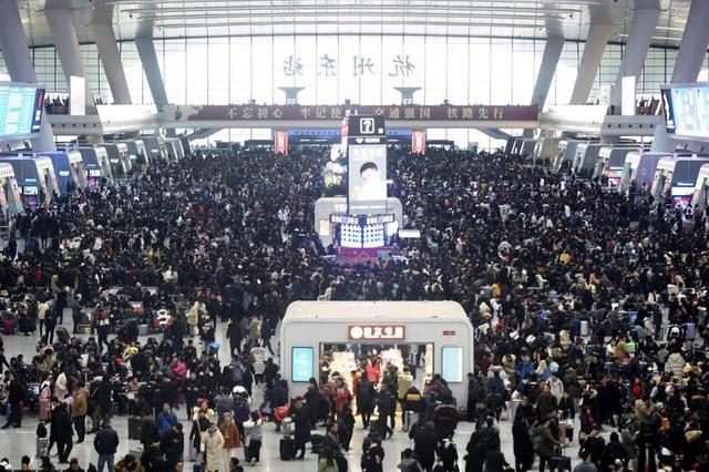 300 triệu người Trung Quốc có thể mất Tết âm lịch vì Covid-19 - 2