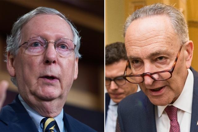 Cuộc chiến chia sẻ quyền lực ở Thượng viện Mỹ sau khi ông Trump mãn nhiệm - 1