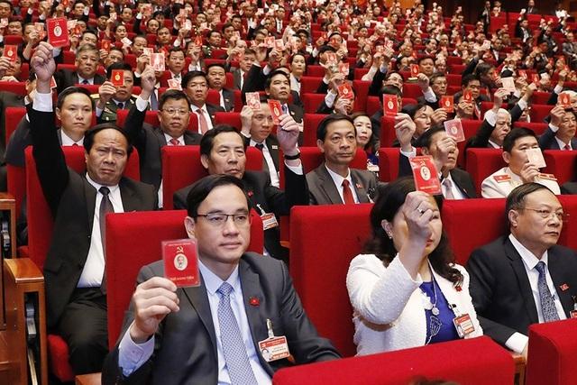 Khai mạc Đại hội XIII của Đảng - 1