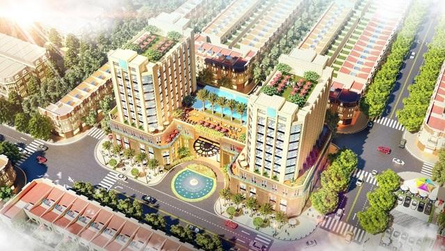 2.000 người chen chân mua đất Thăng Long Central City - 5