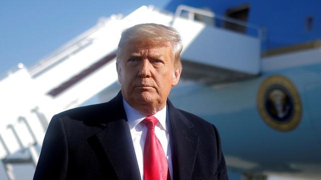 Lộ át chủ bài của Trump nhằm định cản đường Biden vào Nhà Trắng - 1