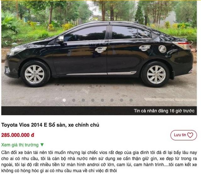 Với 300 triệu, chọn mua ô tô cũ gì để đi Tết? - 3