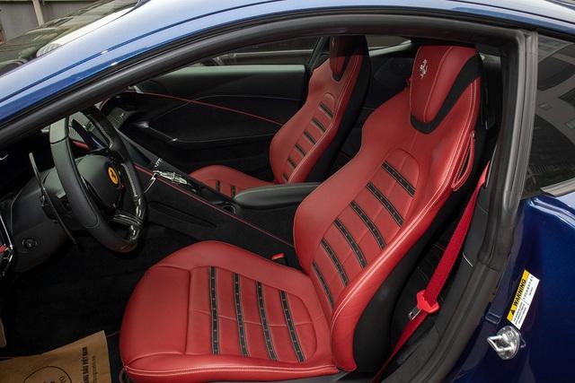 Soi chi tiết Ferrari Roma: Siêu xe 20 tỷ độc nhất châu Á vừa về Việt Nam - 10